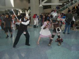 AX 2013 - 28 by Hex-Sk8erGirl