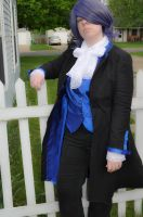 My homemade Ciel cosplay 3 by superjacqui