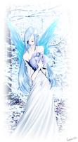 -Winter - Faerie- by LadyKaeru