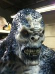 Life-Sized Silicone Locust from Gears of War (cu) by missile-me