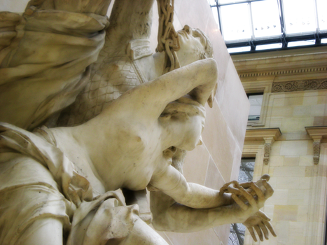 Louvre Statues IV : Andromede by Siberia-Beach