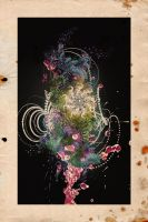 Abstract cocktail by rgquarkup