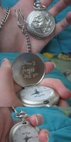 FMA Necklace, Ring, and Pocket Watch by ou81290211