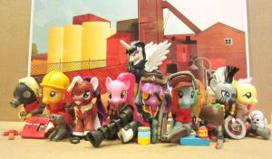 Friendship Fortress 2 by SteveHoltisCool