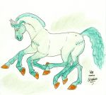 50 Mythical Creatures Challenge - 23 by NicodemusLily