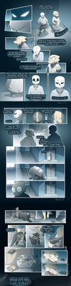 Timetale - Chapter 02 - Part I - Page 84-86 by AllesiaTheHedge