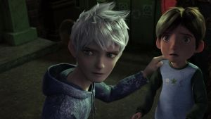 Jack Frost and Jamie by JackJamie