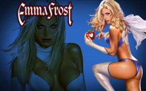 Emma Frost! (5) by Superman8193