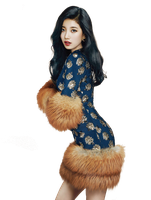 Suzy Bae (Miss A) [PNG Render] by ByMadHatter