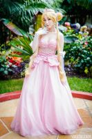 Ball Gown Usagi by niicakes