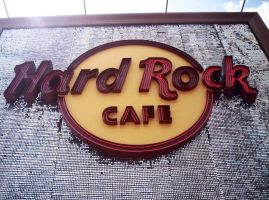 Hard Rock in Orlando by wentzxxpete