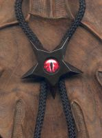 Halloween Bolo Tie by DonSimpson