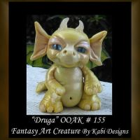 Druga Fantasy Little Creature by KabiDesigns