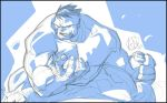 DS: Hulk by TheAdrianNelson