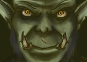 Orc by Coral-Ann