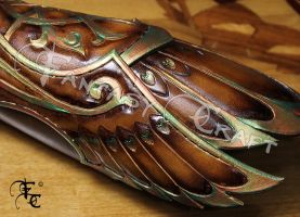 Elven Bracer by Fantasy-Craft