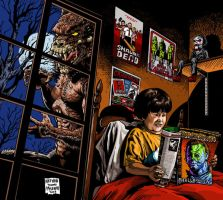 CREEPSHOW HORRORHOUND by MalevolentNate