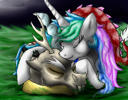Cuddling with Chaos by Silvy-Fret