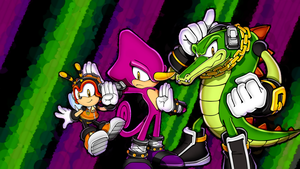 Team Chaotix[6] by Light-Rock
