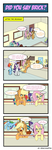 Pony 4 Koma - Did you say brick? by Reikomuffin