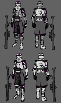 440th trooper orig. and re-design. by Sonny007