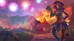 Quest for Harmony - Jester wallpaper by atryl
