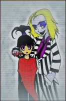 It's Showtime - Beetlejuice by pizet