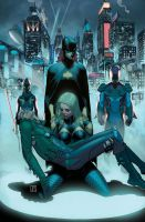 Birds of Prey #27 by ZurdoM