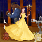 Beauty and the Beast (UPDATE) by DragonShinyFlame
