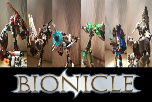 bionicle by MIGUEL011007