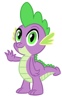 Spike 2.0 by AleximusPrime