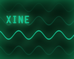 Track art for 'Xine' by ReFreezed