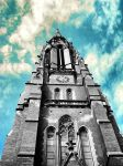 Cathedral of St.Peter and Paul by LadyCrosspatch