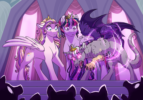 Coronation Day by Lopoddity