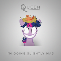 Queen - I'm Going Slightly Mad (Twilight S.) by AdrianImpalaMata