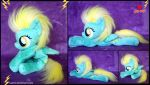 My Little Pony - Lightning Dust- Handmade Plush by Lavim