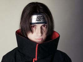 FIRST TRY Itachi Uchiha by proSetisen