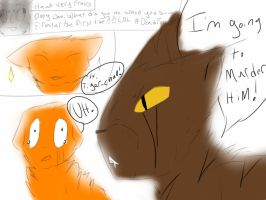 Don't Ask TigerStar Questions || Question Asked||  by Theoddandstrange