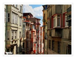 Istanbul by cg-sinope