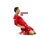 Cristiano Ronaldo PNG by zeidroid