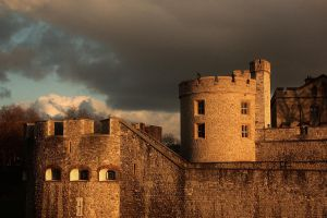 London Castle 2 by Valadj