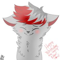 HAPPY B-DAY TO YOUUUU~!! by the-uke-prince