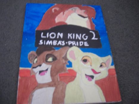 Lion King 2 Simba's Pride by spottedtime