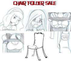 Chair Folder Sale by blogman