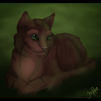 Briarlight of ThunderClan by TheMoonfall