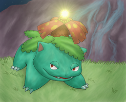 003 Venusaur by PokeGirl5