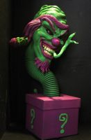 the riddle box icp by mycsculptures