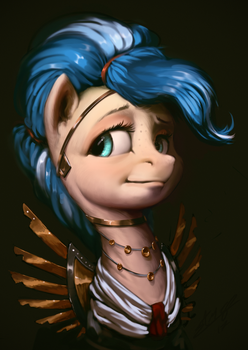 Feather Draft by AssasinMonkey