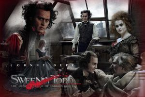 Sweeney Todd Poster 2 by ivycastle