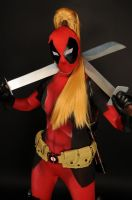 Lady Deadpool Preview! by Foayasha